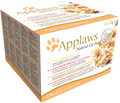 ΚΟΝΣΕΡΒΑ CAT APPLAWS MULTI PACKS - CHICKEN DELUXE  (12 ΤΕΜ) 70GR