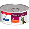 ΚΟΝΣΕΡΒΑ HILL'S PRESCRIPTION DIET FELINE I/D CHICKEN - 156GR