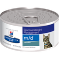 ΚΟΝΣΕΡΒΑ HILL'S PRESCRIPTION DIET FELINE M/D CLASSIC - 156GR
