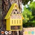 Ξενοδοχείο για Έντομα House Pet Prior - Κίτρινο