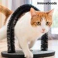 Ονυχοδρόμιο για Γάτες και Αψίδα για Μασάζ και 1 σακουλάκι με catnip