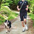 ΟΔΗΓΟΣ/ΛΟΥΡΙ ΓΙΑ JOGGING TRIXIE DOG ACTIVITY JOGGING LEASH BLACK 0,90 ΕΩΣ 1,30Μ/20ΜΜ [CLONE]