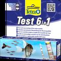 ΤΕΣΤ ΕΝΥΔΡΕΙΟΥ ΓΙΑ ΤΟΝ ΠΡΟΣΔΙΟΡΙΣΜΟ ΤΗΣ ΠΟΙΟΤΗΤΑΣ ΤΟΥ ΝΕΡΟΥ TOY ENYΔΡΕΙΟΥ - Tetra Tests 6in1 25pcs.