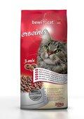 ΞΗΡΑ ΤΡΟΦΗ BEWI CAT CROCINIS 3-ΜΙΧ ΜΕ ΚΟΤΟΠΟΥΛΟ / ΓΑΛΟΠΟΥΛΑ / ΨΑΡΙΑ ΩΚΕΑΝΟΥ - 20kg