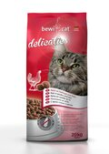 ΞΗΡΑ ΤΡΟΦΗ BEWI CAT DELICATIES ΜΕ ΚΟΤΟΠΟΥΛΟ - 20kg