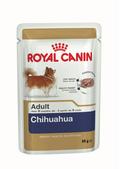 ΠΑΤΕ  ROYAL CANIN BHN CHIHUAHUA WET Για ενήλικες και ώριμους σκύλους φυλής Chihuahua - 85GR