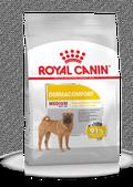 ΞΗΡΑ ΤΡΟΦΗ ROYAL CANIN MEDIUM DERMACOMFORT Για σκύλους με ευαισθησία σε δερματικούς ερεθισμούς και κνησμό - 3KGR