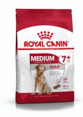 ΞΗΡΑ ΤΡΟΦΗ ROYAL CANIN MEDIUM ADULT 7+ Για ώριμους ενήλικους σκύλους μεσαίου μεγέθους φυλής (από 11 μέχρι 25 kg) - 4KGR