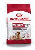 ΞΗΡΑ ΤΡΟΦΗ ROYAL CANIN MEDIUM AGEING +10 Για ηλικιωμένους σκύλους μεσαίου μεγέθους φυλής (από 11 μέχρι 25 kg) - 3KGR