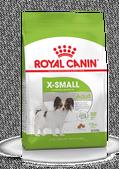 ΞΗΡΑ ΤΡΟΦΗ ROYAL CANIN XSMALL ADULT  Για πολύ μικρόσωμες φυλές σκύλων - 500GR