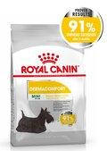 ΞΗΡΑ ΤΡΟΦΗ ROYAL CANIN MINI DERMACOMFORT Για σκύλους με ευαισθησία σε δερματικούς ερεθισμούς και κνησμό - 8KGR