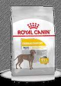 ΞΗΡΑ ΤΡΟΦΗ ROYAL CANIN MAXI DERMACOMFORT Για σκύλους με ευαισθησία σε δερματικούς ερεθισμούς και κνησμό - 3KGR