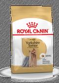ΞΗΡΑ ΤΡΟΦΗ ROYAL CANIN YORKSHIRE ADULT Πλήρης τροφή για ενήλικους σκύλους φυλής Yorkshire Terrier -500GR