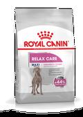 ΞΗΡΑ ΤΡΟΦΗ ROYAL CANIN MAXI RELAX CARE Πλήρης τροφή για ενήλικες σκύλους μεγαλόσωμων φυλών άνω των 10 μηνών σε αλλαγή περιβάλλοντος - 3KGR