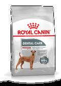 ΞΗΡΑ ΤΡΟΦΗ ROYAL CANIN MEDIUM DENTAL CARE Για σκύλους με οδοντική ευαισθησία - 3KGR