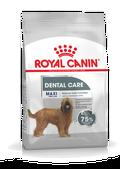 ΞΗΡΑ ΤΡΟΦΗ ROYAL CANIN MAXI DENTAL CARE Πλήρης τροφή για σκύλους μεγαλόσωμων φυλών άνω των 12 μηνών με οδοντική ευαισθησία - 3KGR