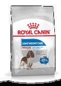 ΞΗΡΑ ΤΡΟΦΗ ROYAL CANIN MEDIUM LIGHT WEIGHT CARE Για σκύλους με τάση αύξησης βάρους  - 9KGR