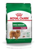 ΞΗΡΑ ΤΡΟΦΗ ROYAL CANIN MINI INDOOR SENIOR Πλήρης τροφή για μικρόσωμους σκύλους άνω των 8 ετών που ζουν κυρίως μέσα στο σπίτι - 3KGR
