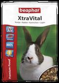 ΤΡΟΦΗ BEAPHAR XTRA VITAL - ΓΙΑ ΚΟΥΝΕΛΙΑ 2.5KG
