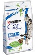 ΞΗΡΑ ΤΡΟΦΗ PURINA CAT CHOW FELINE 3 IN 1 15kg