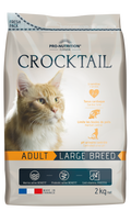 ΞΗΡΑ ΤΡΟΦΗ FLATAZOR CROCKTAIL ADULT 8+ STERILIZED &/OR LIGHT - 10kg [CLONE]
