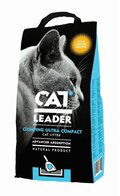 ΑΜΜΟΣ CAT LEADER CLUMPING ULTRA COMPACT WILD NATURE - 10KGR