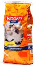 ΞΗΡΑ ΤΡΟΦΗ WOOFFY CAT COCKTAIL - 18kg