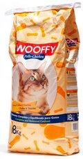 ΞΗΡΑ ΤΡΟΦΗ WOOFY CAT ΜΕ ΚΟΤΟΠΟΥΛΟ - 18kg
