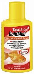 ΦΑΡΜΑΚΟ ΓΙΑ ΧΡΥΣΟΨΑΡΑ - ΚΑΤΑ ΤΩΝ ΕΞΩΠΑΡΑΣΙΤΩΝ & ΜΗΚΥΤΙΑΣΕΩΝ Tetra Medica Gold Oomed 100ml