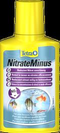 ΦΡΟΝΤΙΔΑ ΝΕΡΟΥ ΓΙΑ ΤΗΝ ΕΞΑΛΕΙΨΗ ΤΩΝ ΝΙΤΡΙΚΩΝ ΟΥΣΙΩΝ ΣΤΑ ΝΕΑ ΕΝΥΔΡΕΙΑ ΤΡΟΠΙΚΩΝ ΨΑΡΙΩΝ - Tetra Nitrate Minus 250ml