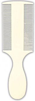 ΧΤΕΝΑ TRIXIE FLEA AND DUST COMB DOUBLE SIDED - 14 cm