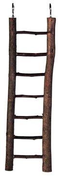 ΞΥΛΙΝΗ ΣΚΑΛΑ TRIXIE - ΜΕ ΕΠΤΑ ΣΚΑΛΟΠΑΤΙΑ - ΔΙΑΣΤΑΣΕΙΣ: 30cm