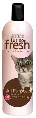ΣΑΜΠΟΥΑΝ SERGEANT'S FSF CAT SHAMPOO - 532ML